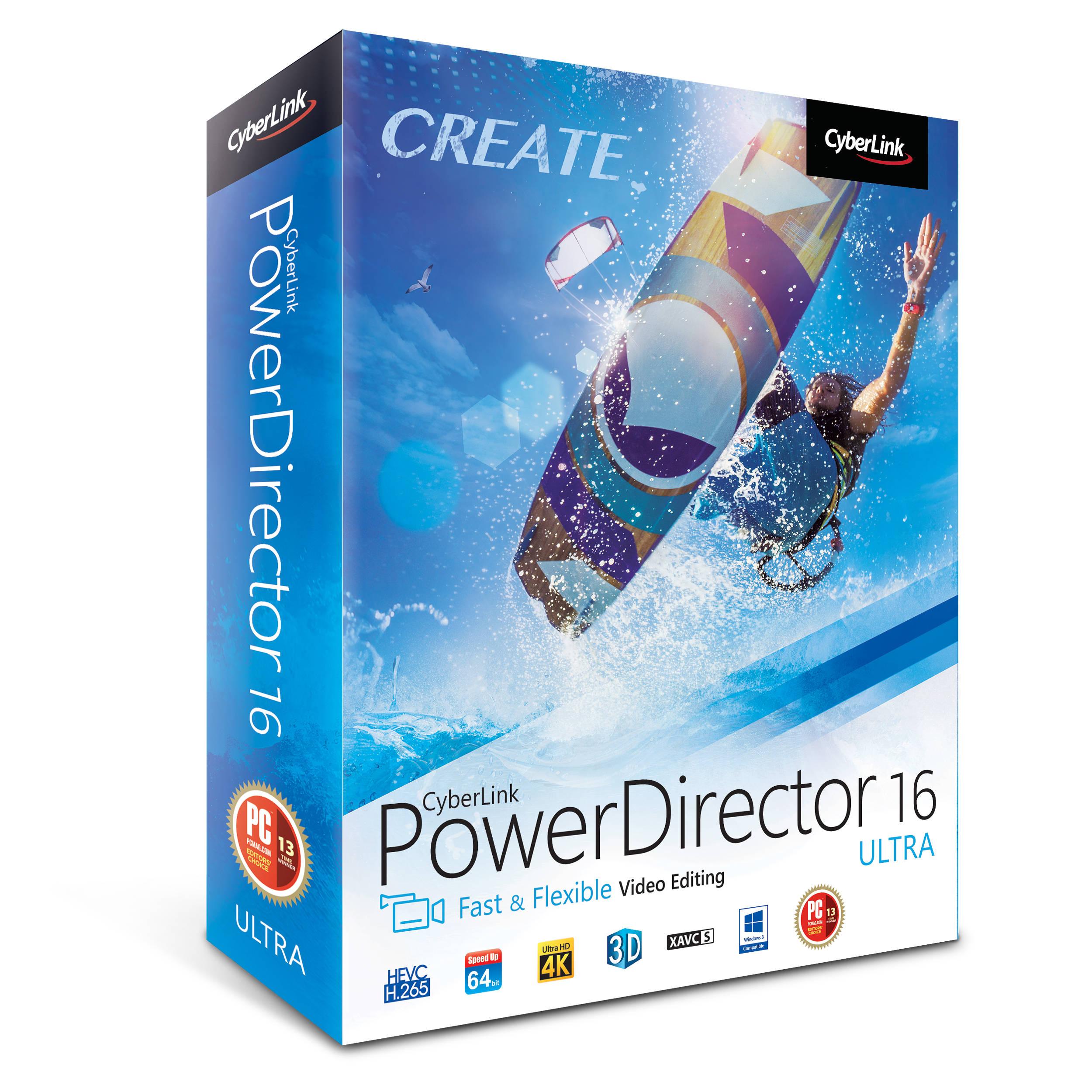 cyberlink powerdirector 17 portable
