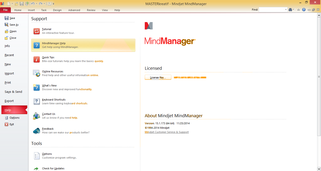Mindjet MindManager 2018 18.0.284 Full + Keygen